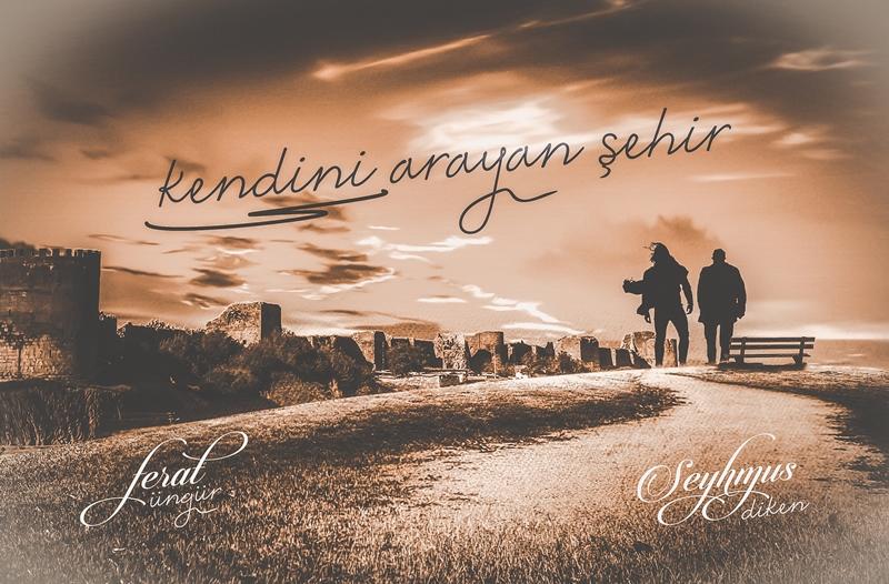 "Ferat Üngür ""Kendini Arayan Şehir"""