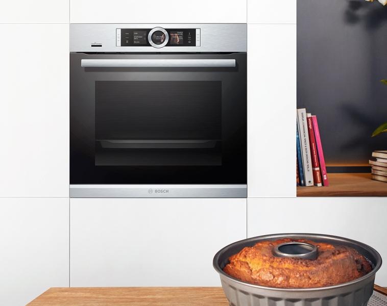 Bosch PerfectBake pişirme sensörülü