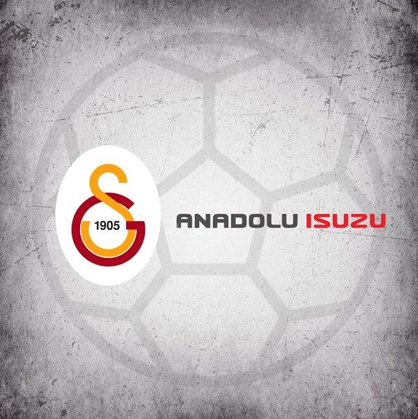 Anadolu Isuzu, Galatasaray Spor Kulübü ulaşım sponsorluğuna devam ediyor