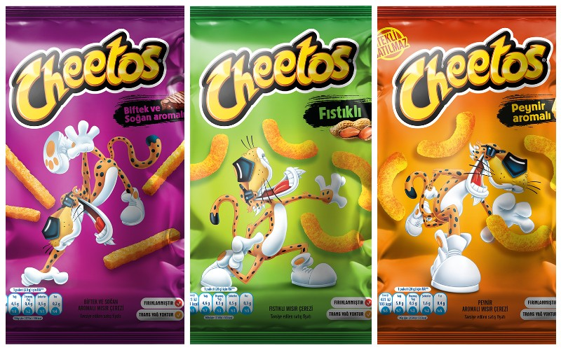 Cheetos'dan çiftçilere destek