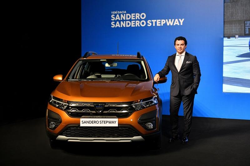 Dacia Sandero ve Sandero Stepway Türkiye yollarına çıkıyor
