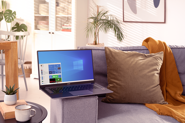 HUAWEI MateBook D16 daha büyük ekran