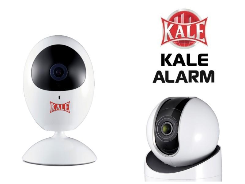 Kale Alarm'dan iki yeni kamera