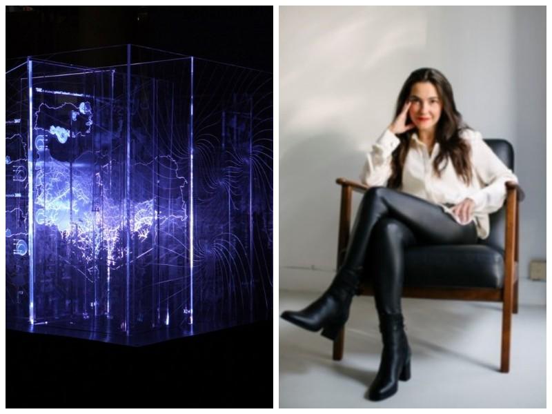 Sanatçı Didem Yalınay Cité Internationale des Arts sanatçı programında