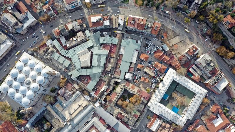 Bursa'nın tarihi gün yüzüne çıkıyor