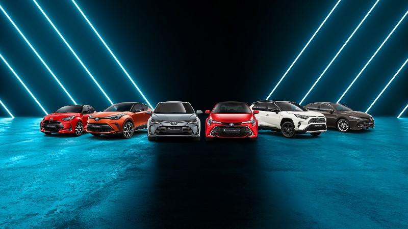 Toyota'dan 5 yıl garanti
