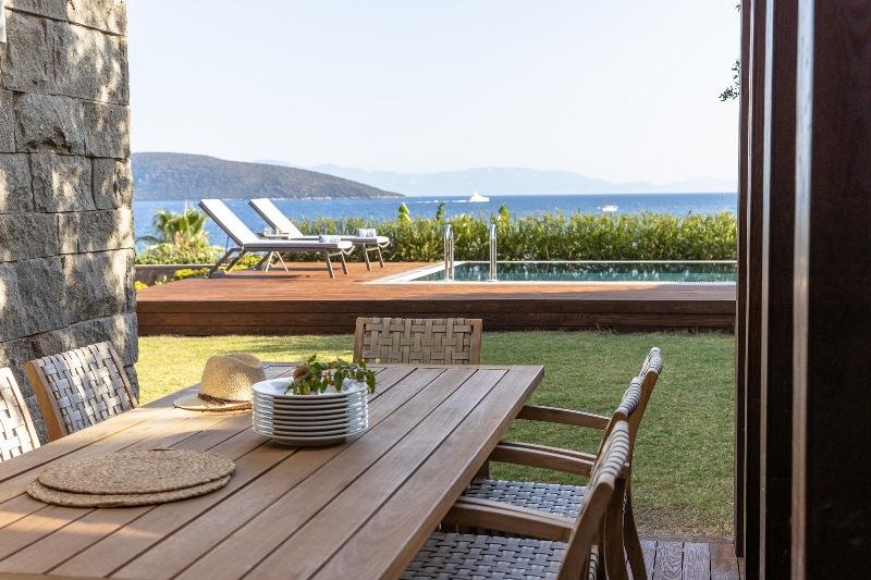 METT Hotel & Beach Resort Bodrum'da size özel tatil