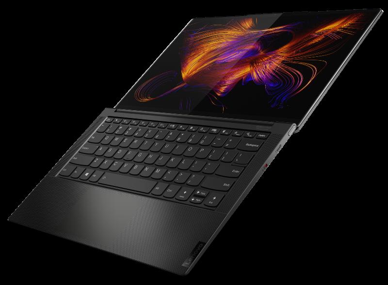 Lenovo Yoga9'la şıklık ve teknoloji bir arada