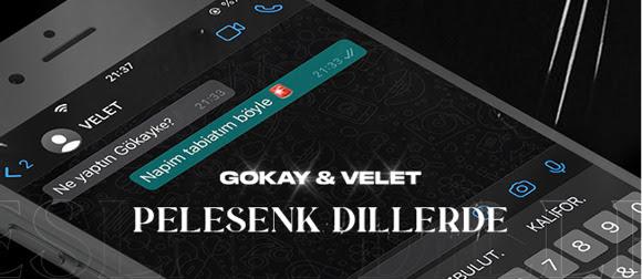 """G0kay, Velet """"PELESENK DİLLERDE"""""""