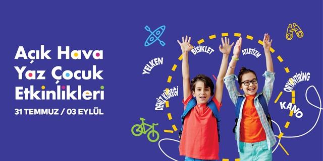 İstanbullu çocuklara özel etkinlik