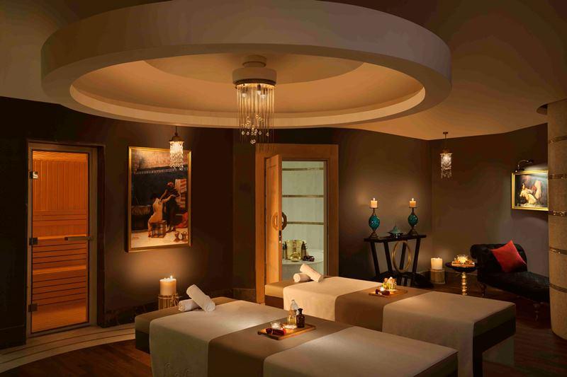 CVK Park Bosphorus Hotel'de SPA deneyimi
