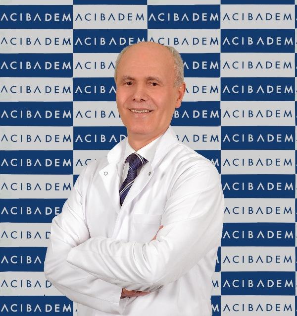 Acıbadem Kozyatağı Hastanesi Fizik Tedavi ve Rehabilitasyon Uzmanı Prof. Dr. Halil Koyuncu