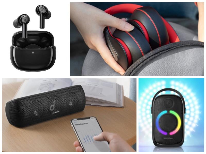Anker'in yeni ürünlerinde kusursuz ses kalitesi