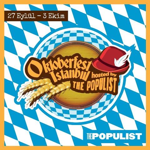 Heyecanla beklenen Oktoberfest başlıyor