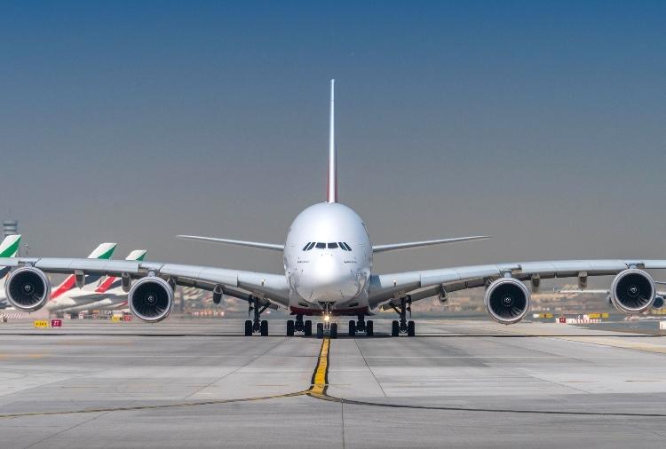 Emirates A380 ile gökyüzünde spa keyfi