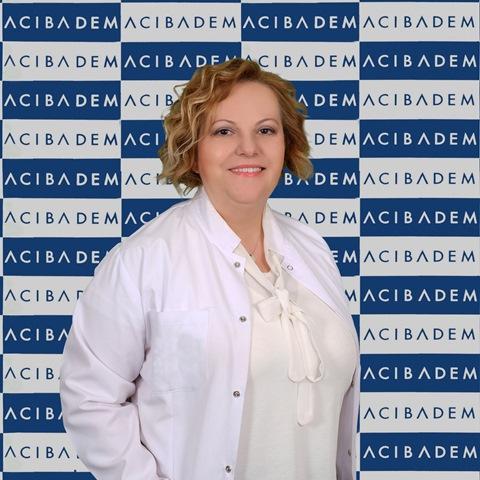 Acıbadem Dr. Şinasi an (Kadıköy) Hastanesi Endokrinoloji ve Metabolizma Hastalıkları Uzmanı Dr. Özlem Sezgin Meriçliler