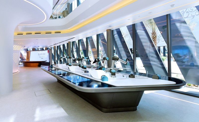 Emirates, Expo 2020 Dubai'de