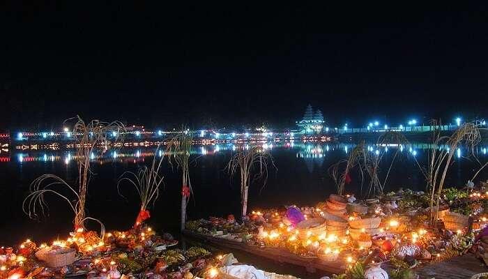 Kasım Hindistan'da festival ayı