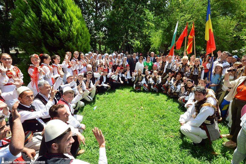 Balkanlılar Halk Dansları ve Kültürü Festivali başlıyor