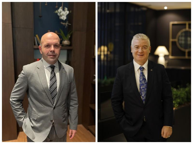 Dedeman'na iki yeni genel müdür