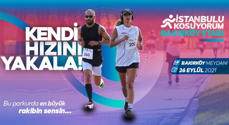 Koşucular pazar Bakırköy'de