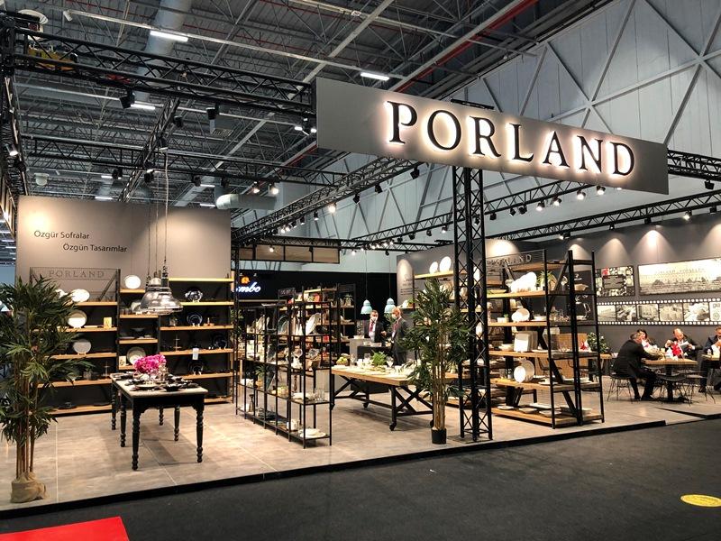 Porland, yenilikçi ürünleriyle 24. Hostech by Tusid Fuarı'nda