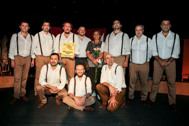 Maltepe Belediye Tiyatrosu'na Ukrayna'dan ödül