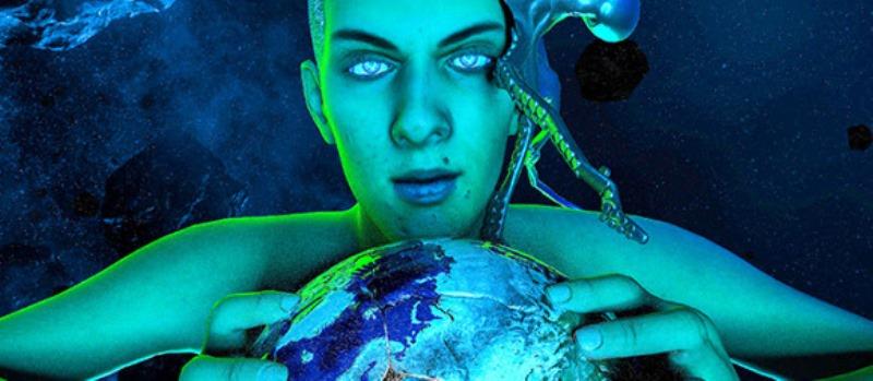 """Mavi """"Ölümlü Dünya"""""""