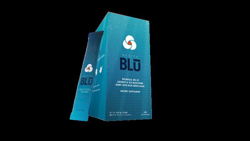 Revita Blu, vücudunuza sunduğu canlılık ile yaşam tarzınızı değiştiriyor