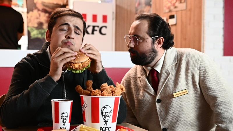 KFC Türkiye'den yeni reklam