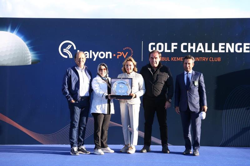 Kalyon PV Golf Challenge'in ilki yapıldı