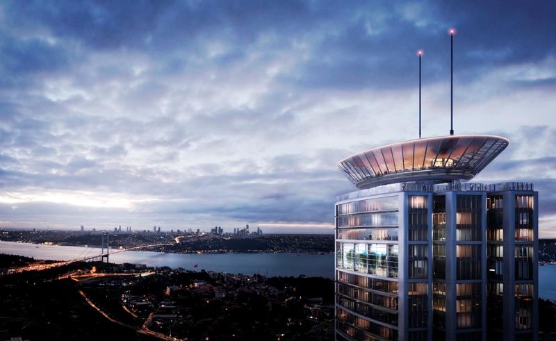 İstanbul'un manzarasını Emaar Skyview ile çıkarın