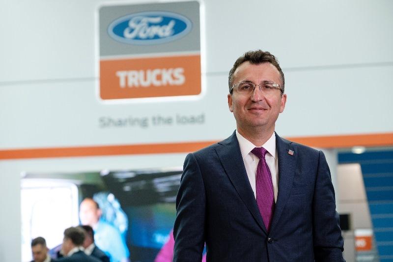 Ford Trucks artık Almanya pazarında