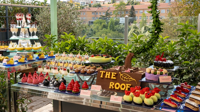 The Ritz-Carlton, Istanbul Pazar brunch'ları başladı