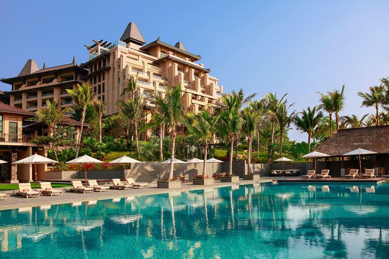 Raffles Hotels & Resorts tatil köyleri şimdi çok popüler
