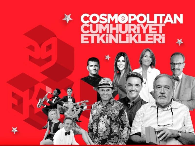 Cumhuriyet bayramı özel programı Nirvana Cosmopolitan'da